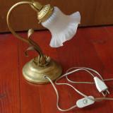 Veioza / lampa cu abajur tip floare - model deosebit !!!