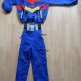 Costum ski 2 piese Free Skiing, material microfibra 3 'Ply;  pt. 164 cm inaltime
