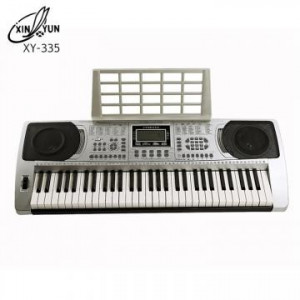 KEYBOARD ORGA PROFESIONALA MODEL 2016,XY335,CU 61 CLAPE,MP3 PLAYER USB,MIDI.NOUA