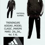TRENINGURI ADIDAS BARBATI MARIMI XL .2 xL3XL.. - Trening barbati, Marime: XXL, XXXL, Culoare: Gri, Negru, Rosu, Bumbac