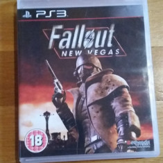 JOC PS3 FALLOUT NEW VEGAS ORIGINAL / by WADDER - Jocuri PS3 Bethesda Softworks, Role playing, 18+, Single player