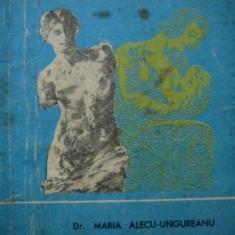 Femeia si etapele vietii ei - Maria Alecu Ungureanu - Carte Dietoterapie