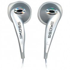 Casca Audio P 7 KOSS, Casti In Ear, Cu fir, Mufa 3, 5mm