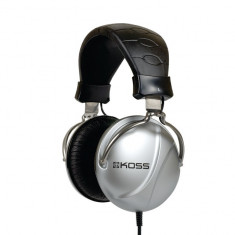 Casca Audio TD 85 KOSS, Casti On Ear, Cu fir, Mufa 3, 5mm, Active Noise Cancelling