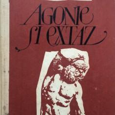 AGONIE SI EXTAZ - Irving Stone