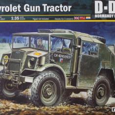 + Macheta 1/35 Italeri 240  - Chevrolet Gun Tractor +
