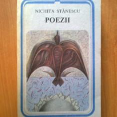 W2 Poezii - Nichita Stanescu - Carte poezie