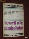 Teorii ale simbolului- Tzvetan Todorov