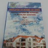 INDICATOR DE NORME DE DEVIZ PENTRU LUCRĂRI DE REPARAȚII LA INSTALAȚII SANITARE - Carti Constructii