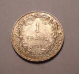 Belgia 1 Franc 1913, Europa