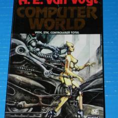 Computer World - A E Van Vogt (05165 - Carte SF
