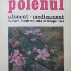 Polenul aliment - medicament - Mircea Ialomiteanu - Carte tratamente naturiste