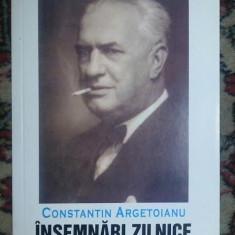 Insemnari zilnice / Constantin Argetoianu Vol. 10 - Carte Istorie