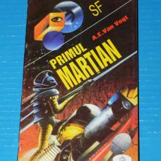 Primul martian - A E Van Vogt (05171 - Carte SF