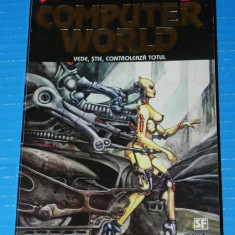 Computer World - A E Van Vogt (05164 - Carte SF