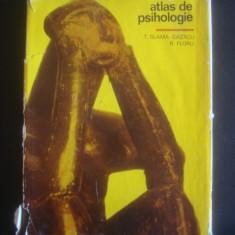 T. SLAMA CAZACU * R. FLORU - ATLAS DE PSIHOLOGIE