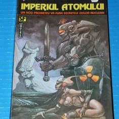 Imperiul atomului - A E Van Vogt (05167 - Carte SF