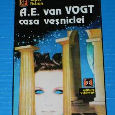Casa vesniciei - A E Van Vogt (05173 - Carte SF