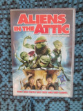 ALIENS IN THE ATTIC / EXTRATERESTRII DIN MANSARDA - 1 DVD ORIGINAL film sub. rom, Romana