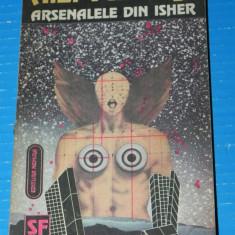 Arsenalele din Isher - A E Van Vogt (05168 - Carte SF