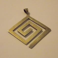 Pandantiv argint romb - 309
