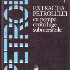 Pancos - Extractia petrolului cu pompe centrifuge submersibile