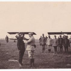 Fotografie Decorarea lui Milan Rastislav Stefanik pe frontul francez cu crucea de razboi franceza, 1915 - Harta Europei