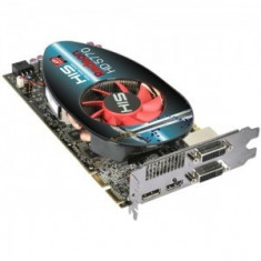Placa video Gaming HIS Radeon HD5770 Fan 1GB DDR5 128-bit Direct X11 - Placa video PC His, PCI Express, Ati
