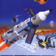 LEGO 6454 Countdown Corner