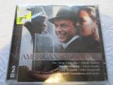 Cumpara ieftin Set 2CD muzica- FRANK SINATRA, NAT KING COLE, DEAN MARTIN, L.ARMSTRONG - Sigilat, CD