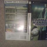 Fotball Manager Handheld 2007 - Joc PSP ( GameLand ) - Jocuri PSP, Strategie, Toate varstele, Single player