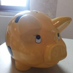 Purcel, pusculita din ceramica - Pusculita copii