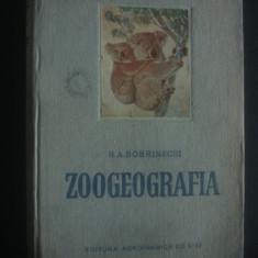 N. A. BOBRINSCHI - ZOOGEOGRAFIA