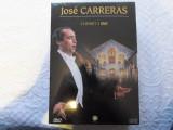 Cumpara ieftin Set 3 DVD - concerte JOSE CARRERAS - muzica clasica - De colectie - Nou,Sigilat, Altele
