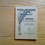 SALOMONICULTURA (Cresterea Pastravilor) - George D. Vasiliu - 1943, 229 p. - Carti Zootehnie