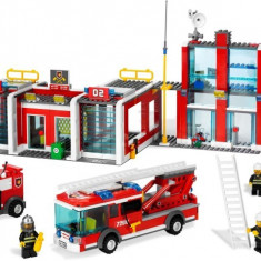 LEGO 7208 Fire Station