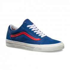 Shoes Vans Old Skool Vintage Sport Blue/red - Tenisi barbati Vans, Marime: 45