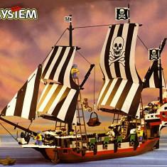 LEGO 6286 Skull's Eye Schooner - LEGO Pirates
