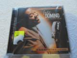 CD muzica - FATS DOMINO - 30 piese - Nou,Sigilat