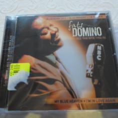 CD muzica - FATS DOMINO - 30 piese - Nou, Sigilat - Muzica Rock & Roll