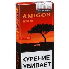 TIGARETE / TIGARI FOI AMIGOS SWEET / VANILLA VANILIE