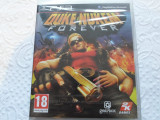 Joc PS3 - DUKE NUKEM: FOREVER - 18+ (Nou,Sigilat), Shooting, 18+