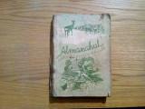 ALMANAHUL VANATORULUI SI PESCARULUI SPORTIV * 1955 - A.G.V.P.S., Alta editura