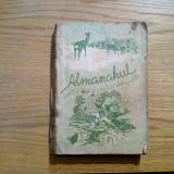 ALMANAHUL VANATORULUI SI PESCARULUI SPORTIV * 1955 - A.G.V.P.S.