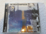 Cumpara ieftin 2CD muzica clasica- MOZART, TCHAIKOVSKY, VIVALDI, BACH, BEETHOVEN, etc -Sigilat