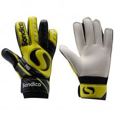 Manusi Portar Sondico Pro Gloves Junior - Originale - Anglia - Marimile 5 si 6 - Echipament portar fotbal, Copii
