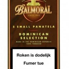TIGARETE / TIGARI DE FOI BALMORAL BDS SMALL PANATELA /5 - Tigari foi