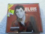 Set 3 CD muzica - ELVIS PRESLEY - 39 piese - De colectie - Nou,Sigilat
