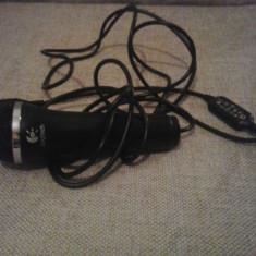 Microfon Logitech Wii PS3 XBOX 360