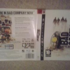 Coperta - Battlefield Bad Company - PS3 ( GameLand )